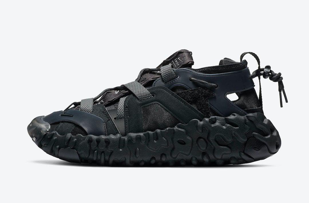 Nike ISPA OverReact Sandal Thunder Grey CQ2230-001 Release Date Info