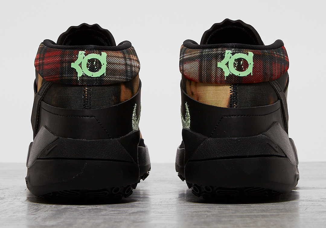 Nike KD 13 Bleach Plaid Release Date Info