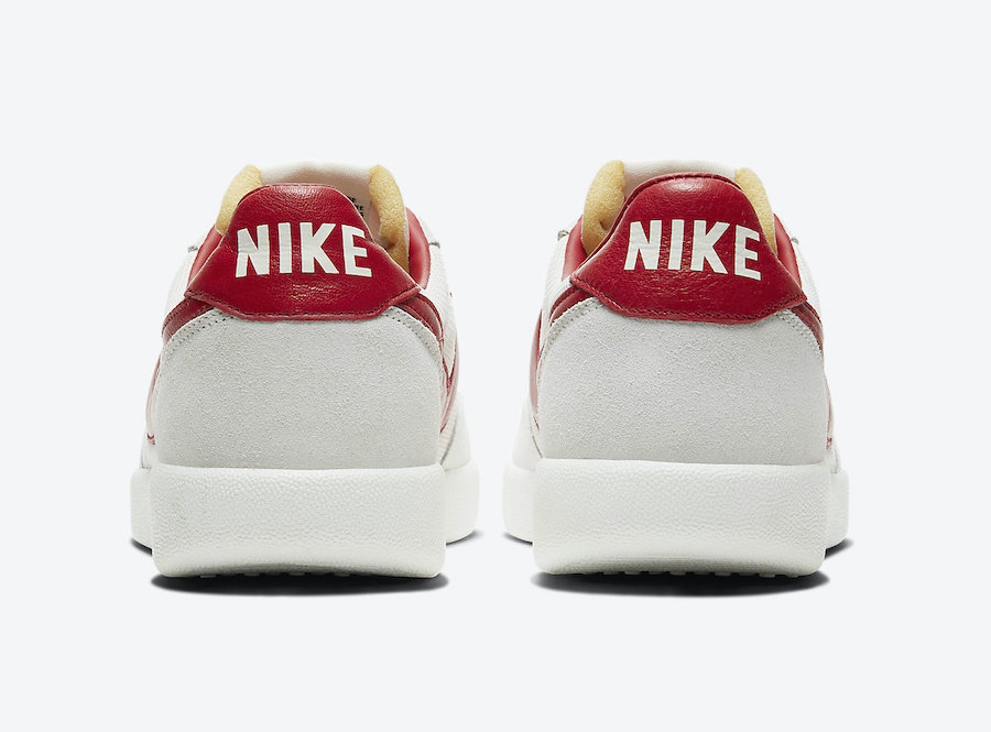 Nike Killshot OG Gym Red CU9180-101 Release Date Info