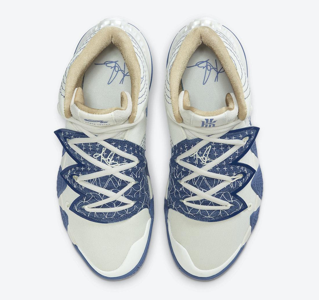 Nike Kybrid S2 Sashiko DA6808-100 Release Date Info