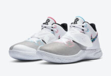 Nike Kyrie Flytrap 3 South Beach CD0191-104 Release Date Info