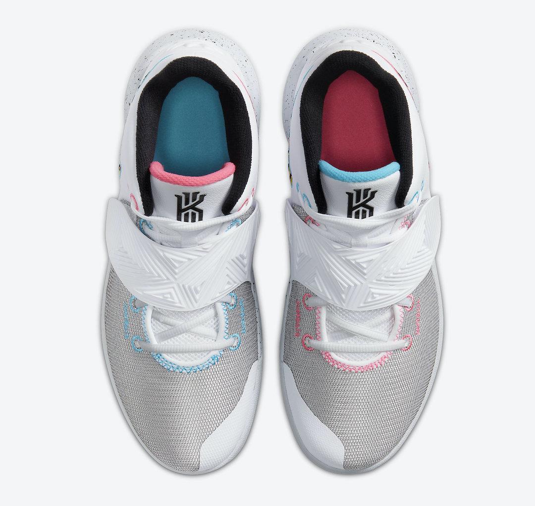 Nike Kyrie Flytrap 3 South Beach CD0191-104 Release Date Info