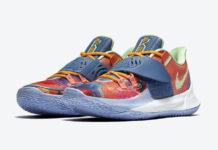 Nike Kyrie Low 3 Ancient Symbols CJ1286-600 Release Date Info