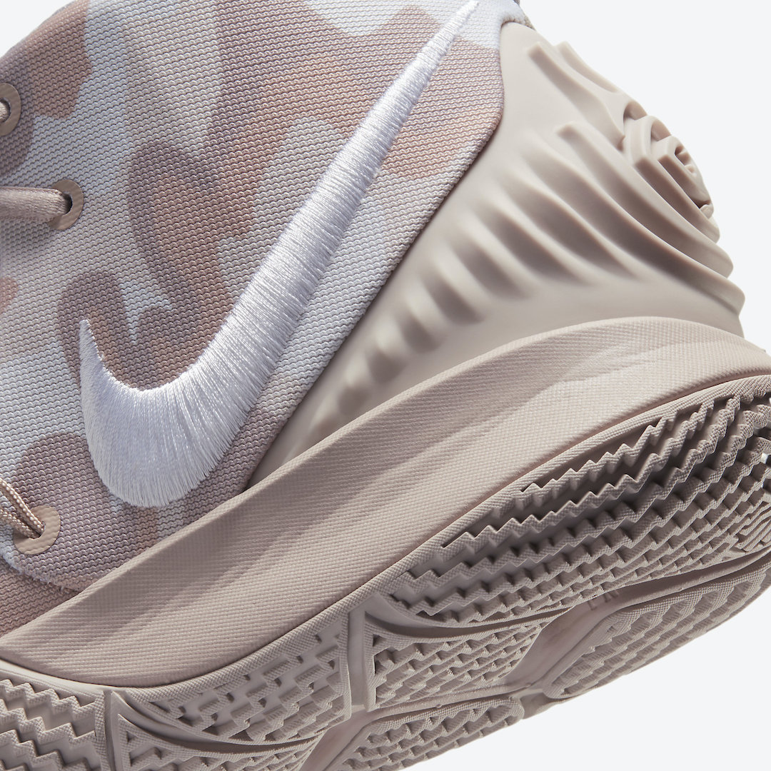 Nike Kyrie S2 Hybrid Desert Camo CT1971-200 Release Date Info