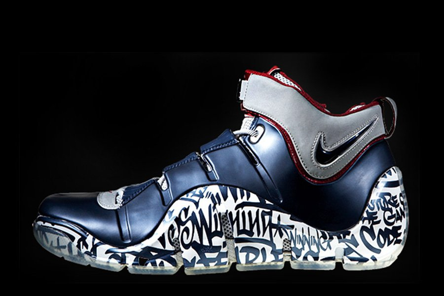 Nike LeBron 4 All-Star Remix 2007