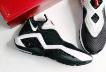 Nike LeBron Soldier 14 Black White University Red CK6047-002