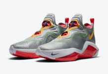 Nike LeBron Soldier 14 Hare CK6047-001 Release Date Info