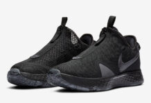 Nike PG 4 Black Grey CD5082-005 Release Date Info