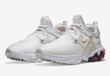 Nike React Presto USA AV2605-102 Release Date Info