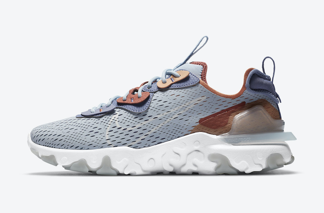 Nike React Vision Light Armory Blue CD4373-401 Release Date Info