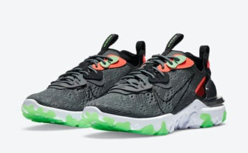 Nike React Vision Worldwide CT2927-001 Release Date Info