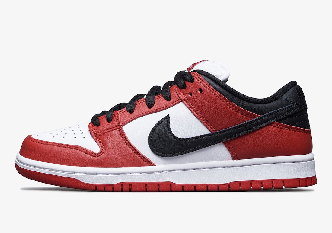 Nike SB Dunk Low Chicago BQ6817-600 Release Date