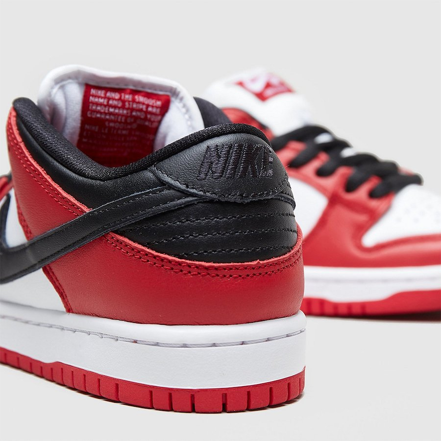 Nike SB Dunk Low Chicago Release Date Info