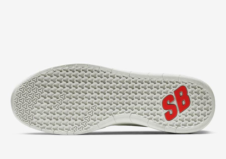 Nike SB Nyjah Free 2 White Red Blue BV2078-105 Release Date Info