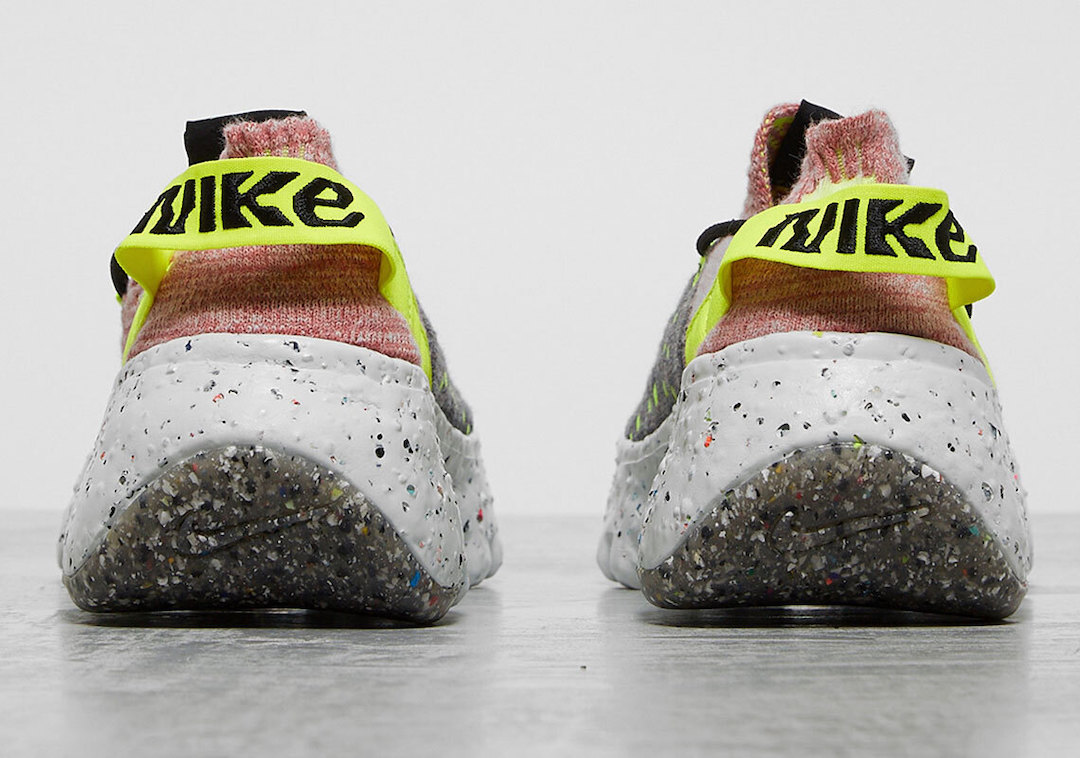 Nike Space Hippie 04 Red Volt Release Date Info