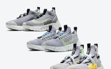 Nike Space Hippie Grey Volt Release Date Info