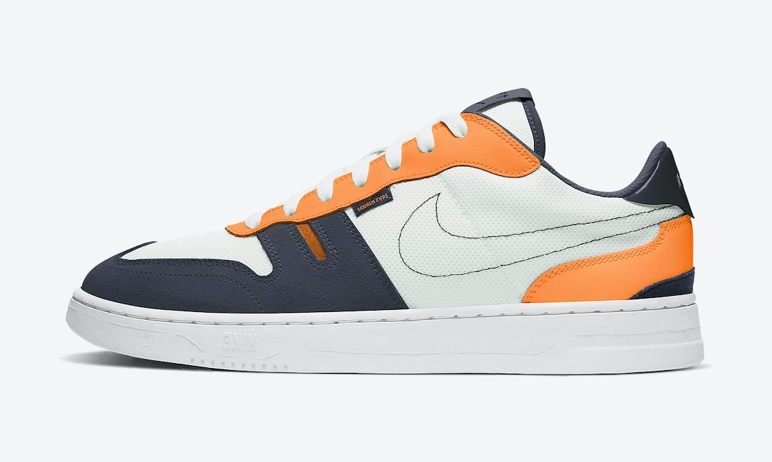 Nike Squash-Type Alpha Orange CJ1640-101 Release Date Info