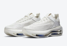 Nike Zoom Double Stacked White CI0804-100 Release Date Info