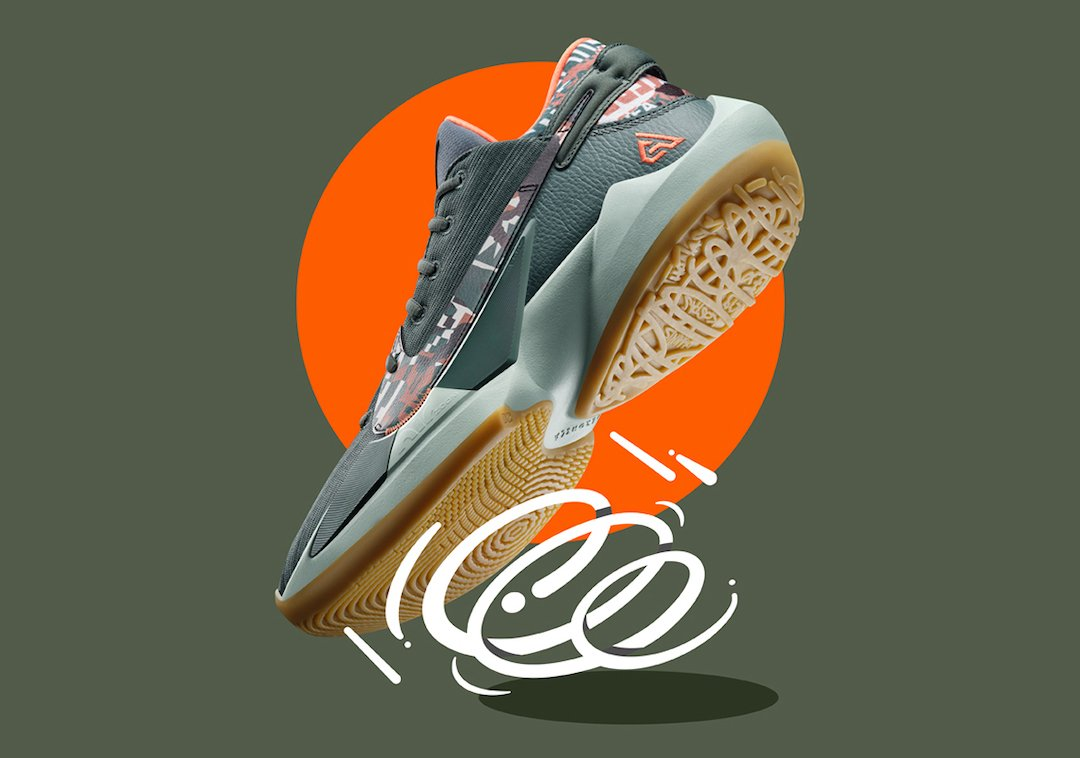 Nike Zoom Freak 2 Bamo