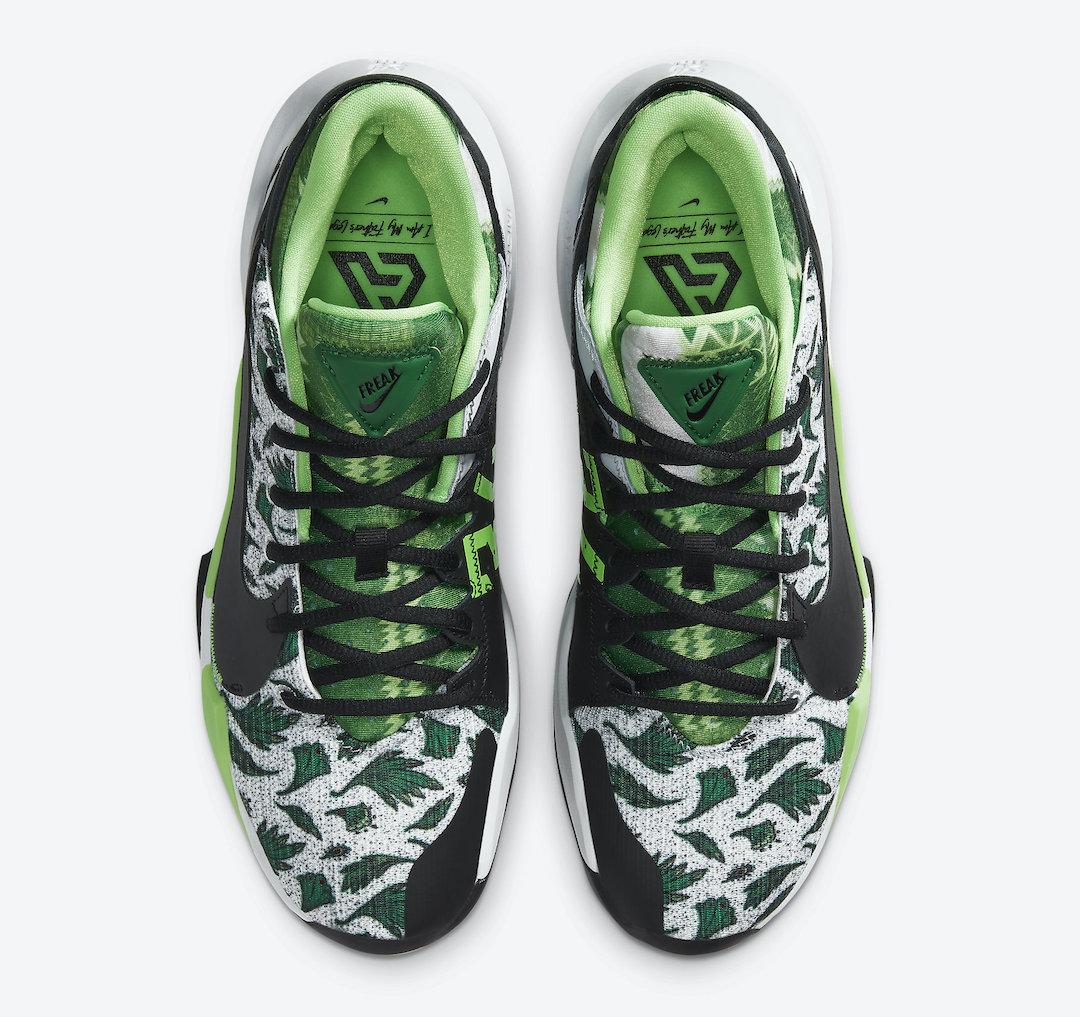 Nike Zoom Freak 2 Naija DA0907-002 Release Date Info