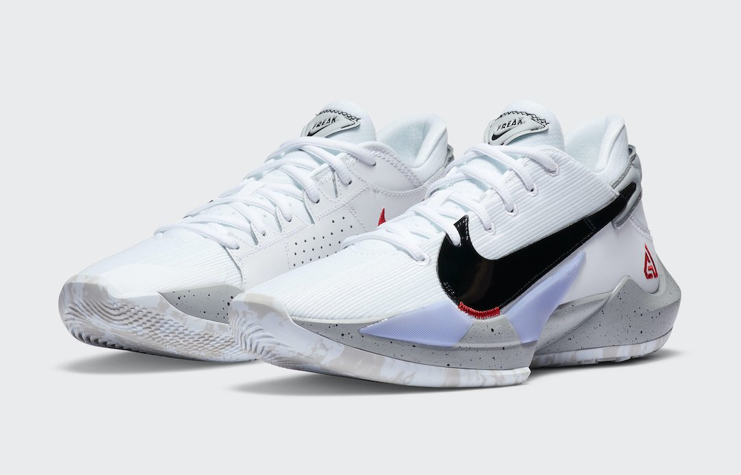 Nike Zoom Freak 2 White Cement Release Date Info