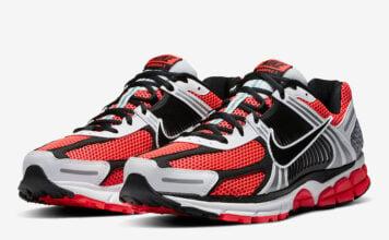 Nike Zoom Vomero 5 SE Bright Crimson CZ8667-600 Release Date Info