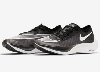 Nike ZoomX VaporFly NEXT% Black White AO4568-001 Release Date Info
