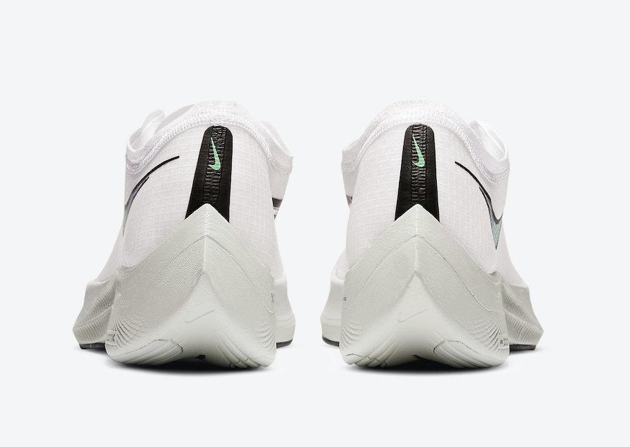 Nike ZoomX Vaporfly NEXT% Hyper Jade Flash Crimson AO4568-102 Release Date Info
