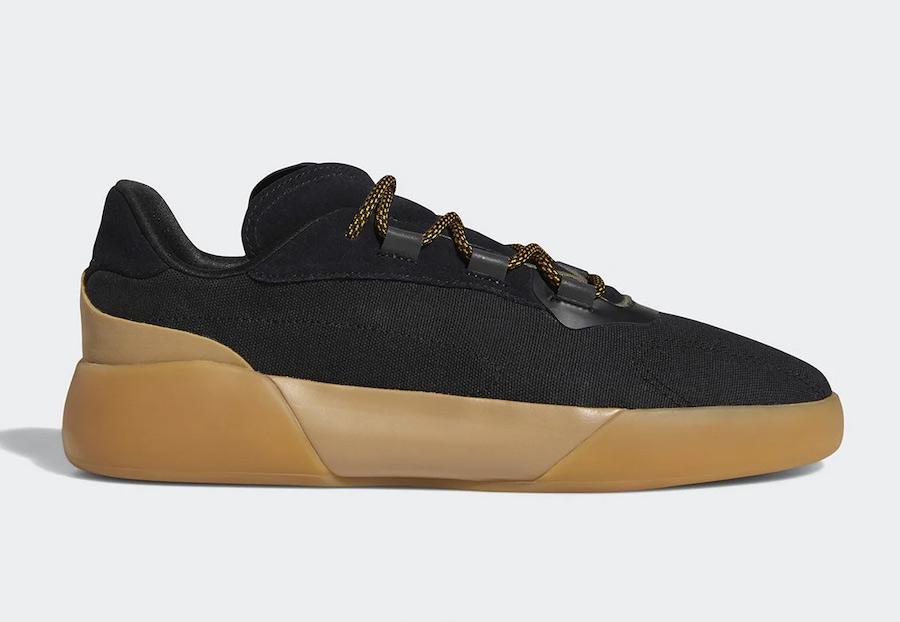 Pharrell adidas Presha Hu Black FZ0498 Release Date Info