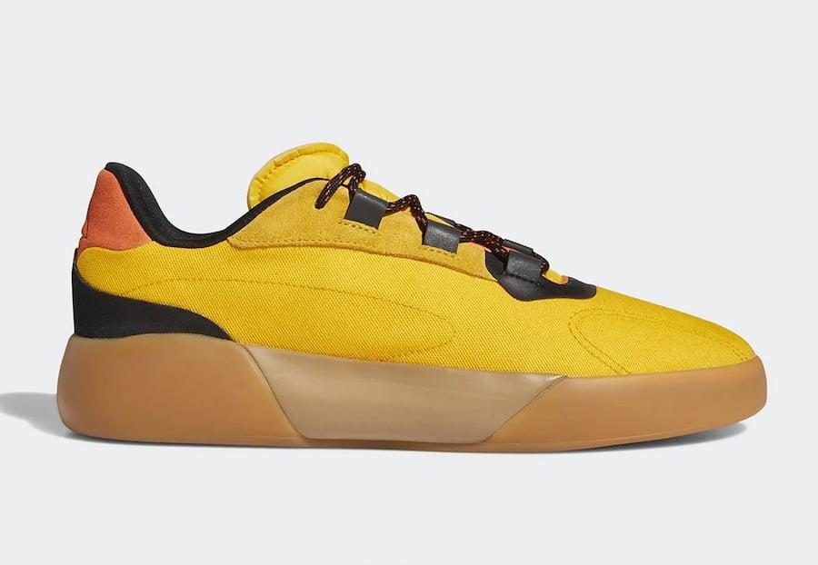 Pharrell adidas Presha Hu Yellow FZ0496 Release Date Info