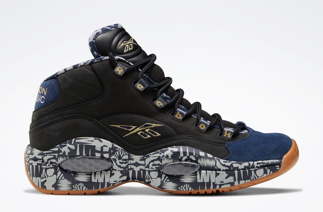 Reebok Question Mid Iverson Classic FX4991 Release Date
