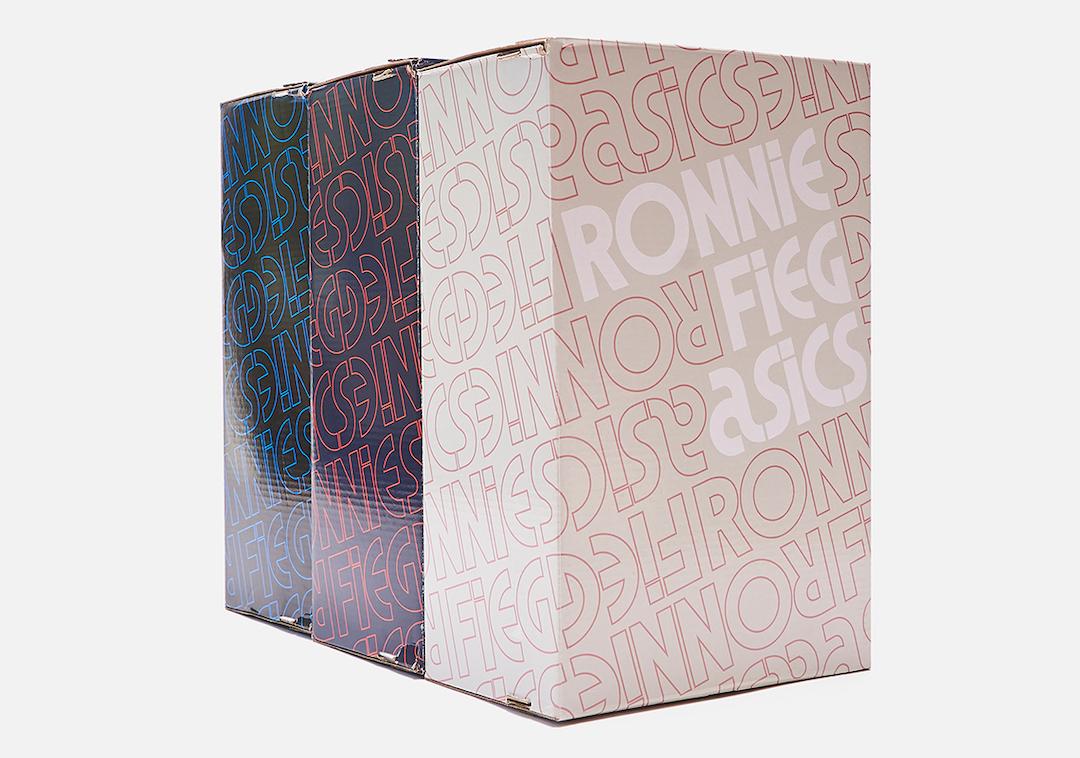 Ronnie Fieg Asics Gel Lyte III Tokyo Trio Release Date Info