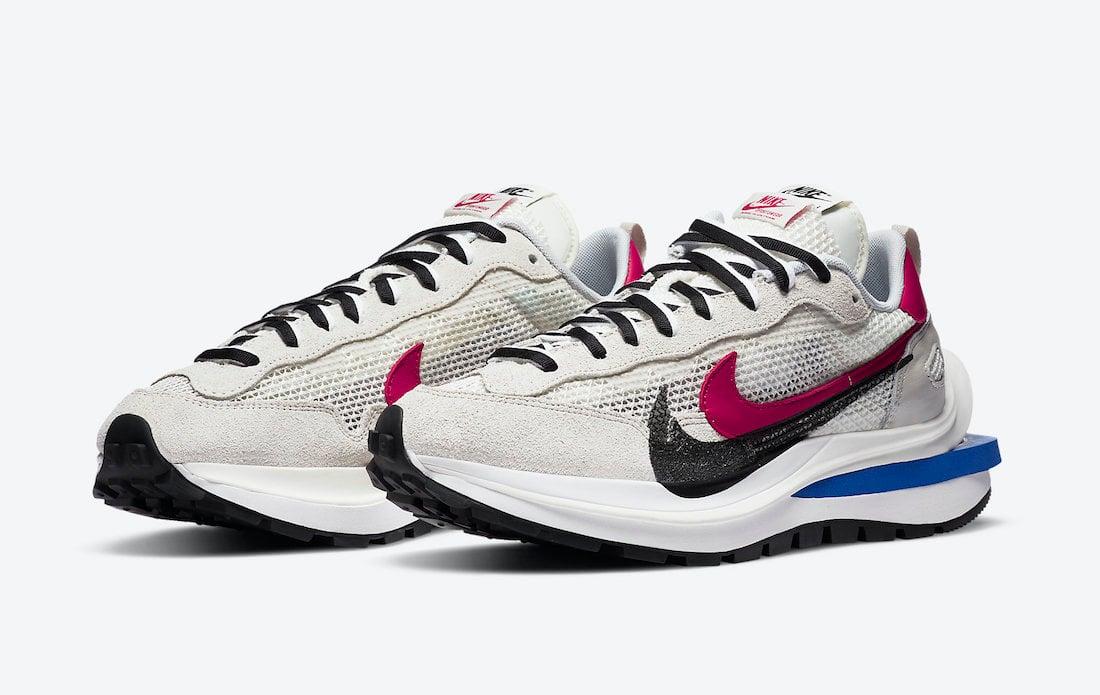 Sacai Nike VaporWaffle Sail CV1363-100 Release Date