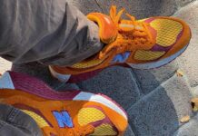 Salehe Bembury New Balance 2002 Peace Be the Journey