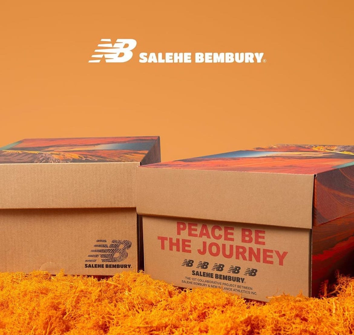 Salehe Bembury New Balance 2002 Peace Be the Journey Release Date Info