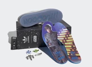 Star Wars adidas Stan Smith Luke Skywalker FX9306 Release Date Info