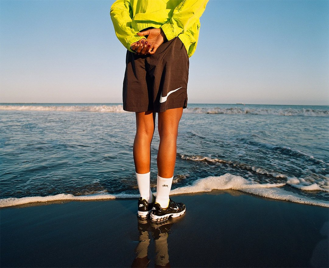 Stussy x Nike Air Zoom Spiridon Kukini Release Date