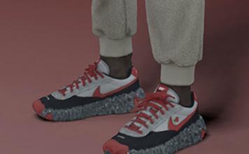 Undercover Nike ISPA OverReact 2021