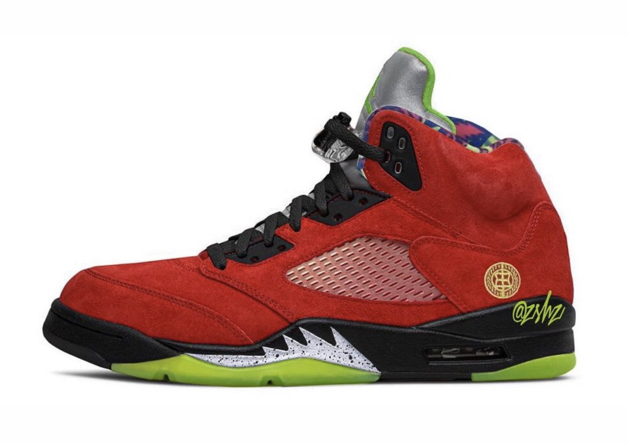 What The Air Jordan 5 CZ5725-700 Release Date