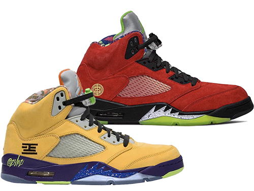 What The Air Jordan 5 Release Date