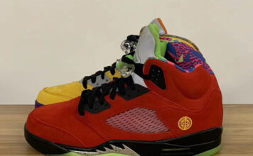 What The Air Jordan 5 Release Date CZ5725-700
