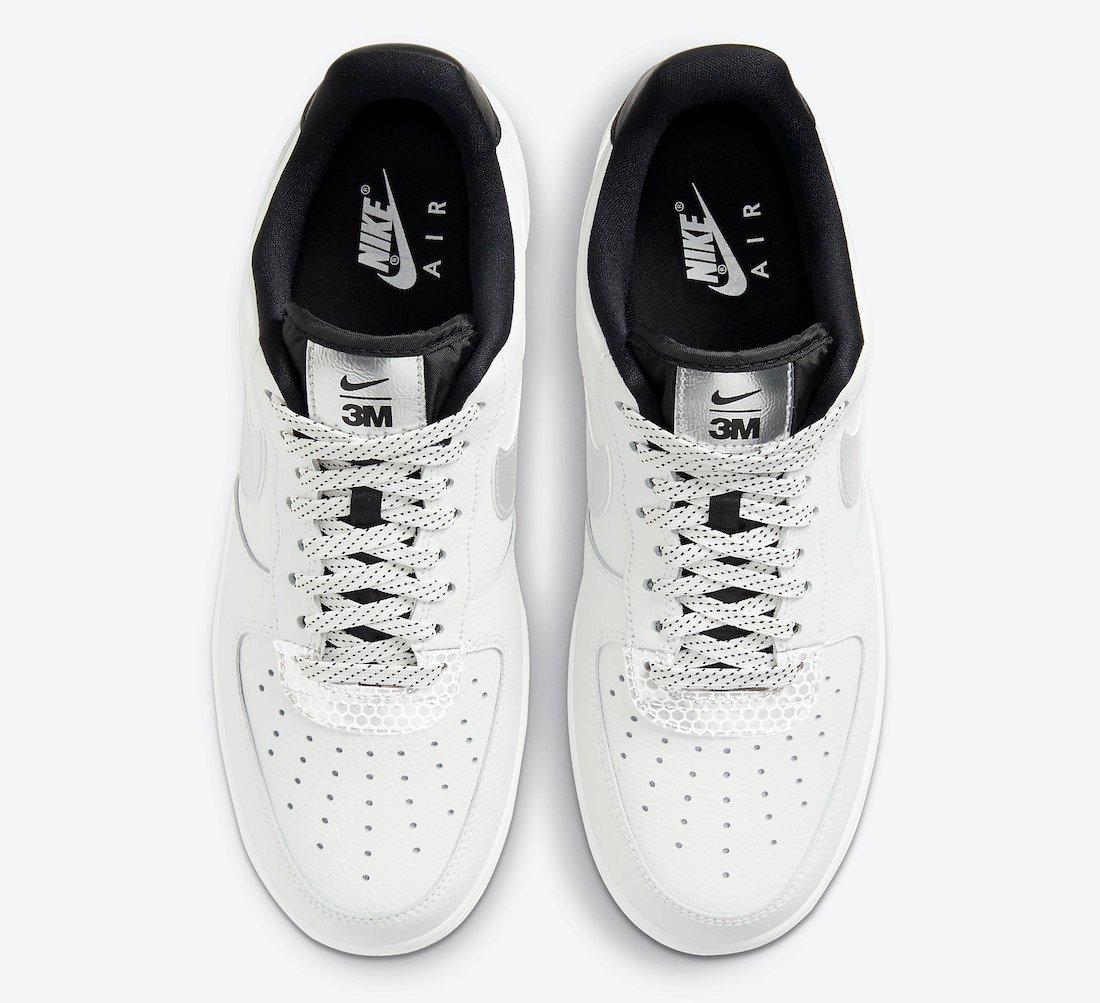 3M Nike Air Force 1 CT2299-100 Release Date Info