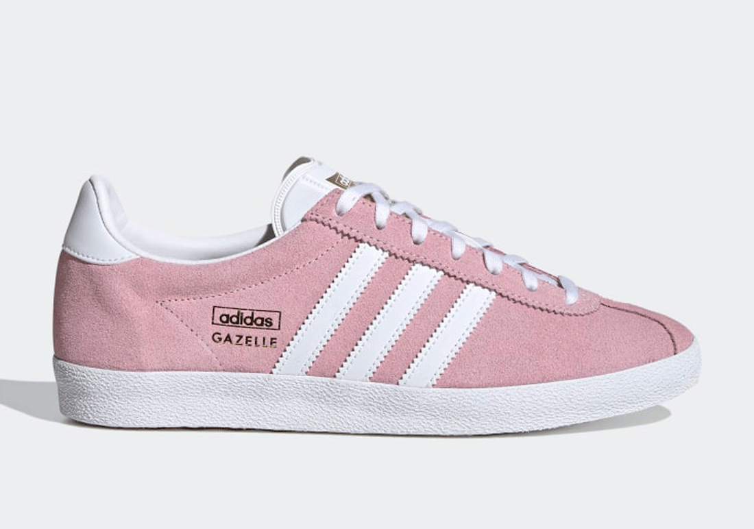 adidas Gazelle OG Clear Pink FV7750 Release Date Info
