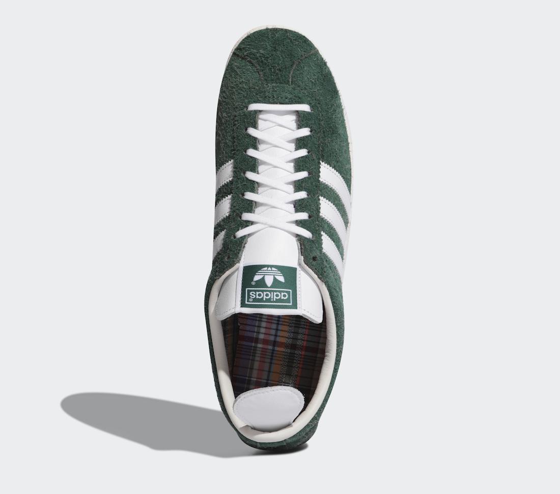adidas Gazelle Vintage Green Suede FV9678 Release Date Info