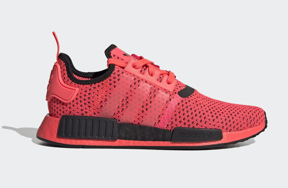 adidas NMD R1 Signal Pink FV1740 Release Date Info