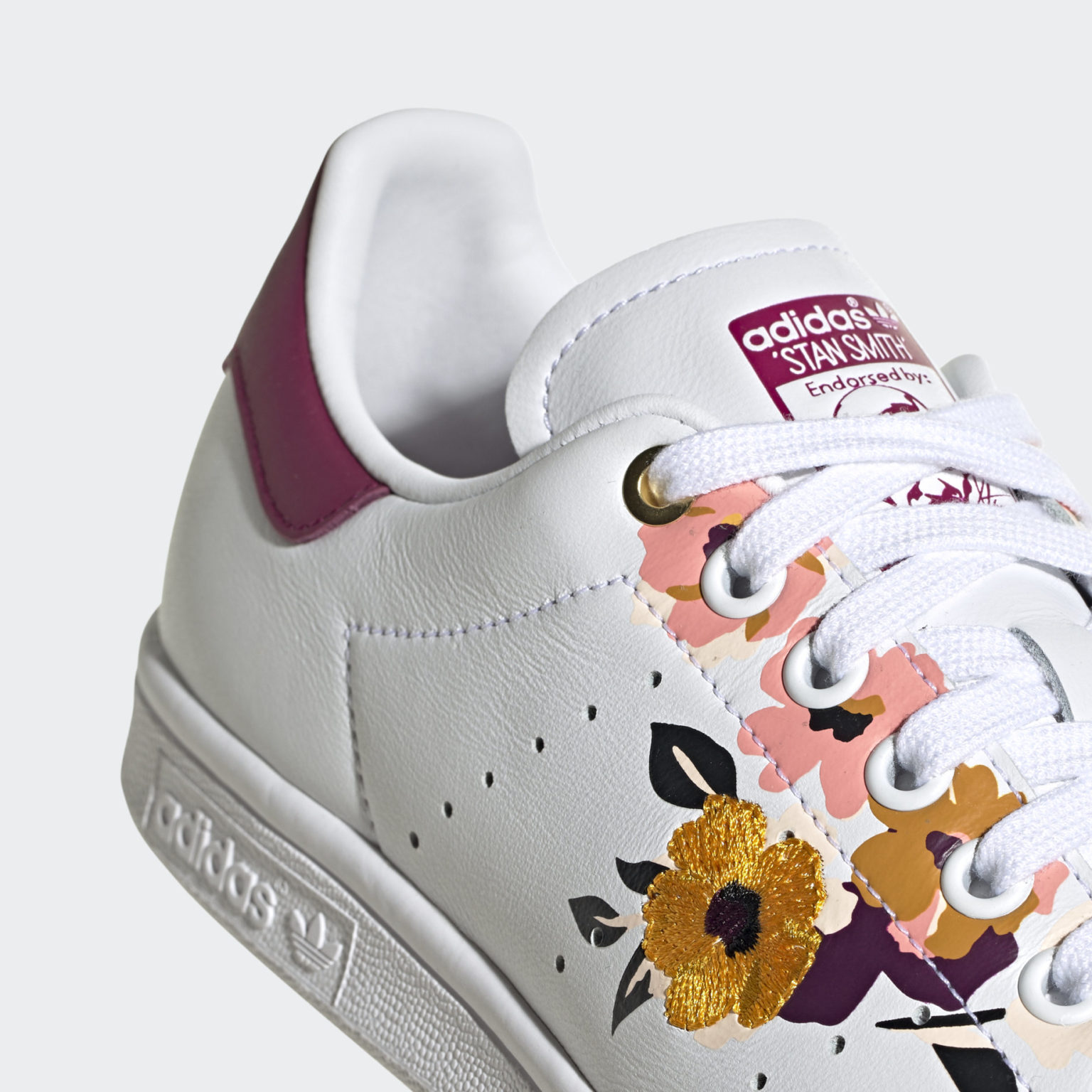 adidas Stan Smith Floral FW2524 Release Date Info