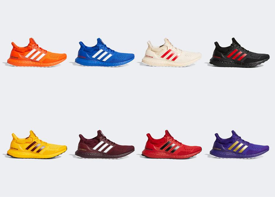 adidas Ultra Boost 1.0 NCAA PE Pack 2020 Release Date Info