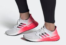 adidas Ultra Boost 2020 White Signal Pink EG5177 Release Date Info