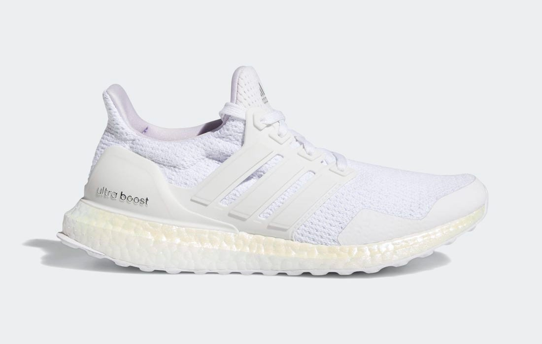 adidas Ultra Boost Womens White FY2898 Release Date Info