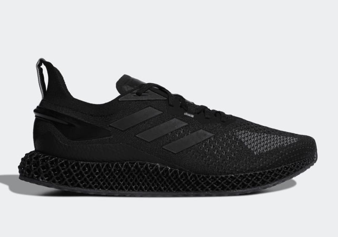 adidas X90004D Triple Black FW7090 Release Date Info